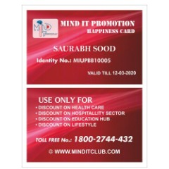 HAPPYNESS CARD WITHOUT MOVIE